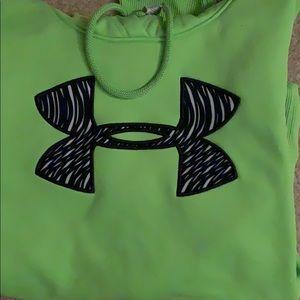 Dry fit hoodie